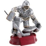 Hockey Goalie Resin Excellence Resin Trophy Awards