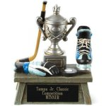 Vintage Trophy Award Hockey Hockey Trophy Awards