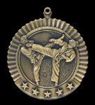 Star Karate Female Medals Karate Trophy Awards