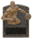 Basketball Male Legends of Fame Award Legends of Fame Resin Trophy Awards