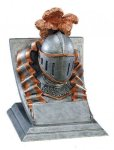 Knight Mascot Mascot Resin Trophy Awards