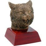 Wildcat Resin Mini-Series Resin Trophy Awards