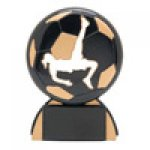 Shadow Sport Female Soccer Shadow Sport Resin Trophy Awards