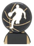 Shadow Sport Male Basketball Shadow Sport Resin Trophy Awards