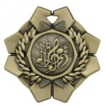 Imperial Music Medals Wreath Medal Awards